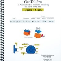 GeoTol Pro Fundamentals Solutions Manual